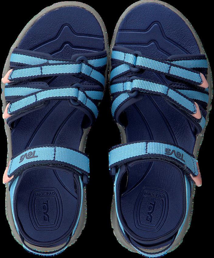 Blaue TEVA Sandalen 1019395 TIRRA  - larger