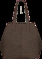 Braune SHABBIES Shopper 282020033  - medium