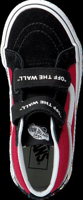 Rote VANS Sneaker UY SK8-MID REISSUE LOGO POP  - large
