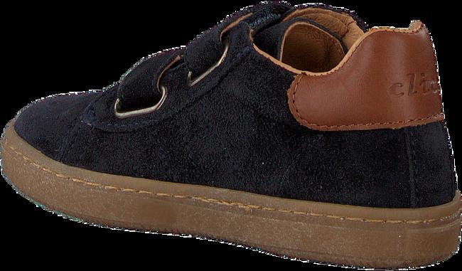 Blaue CLIC! Sneaker 9891  - large