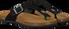Schwarze OMODA Pantolette 0027  - small