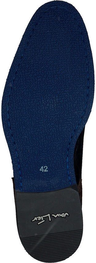 Schwarze VAN LIER Business Schuhe 1915310  - larger