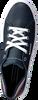 Blaue TOMMY HILFIGER Sneaker low GLITTER DETAIL CITY  - small