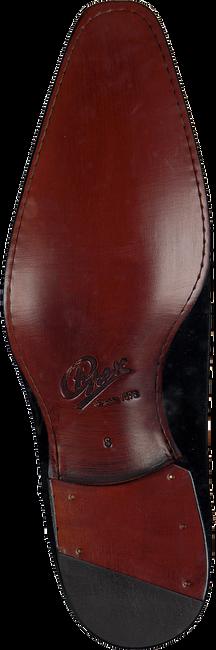 Schwarze GREVE Business Schuhe MAGNUM 4197  - large