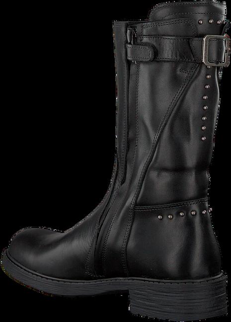 Schwarze GIGA Hohe Stiefel 9676 - large