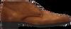Cognacfarbene GIORGIO Business Schuhe 38205  - small
