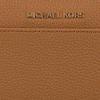 Cognacfarbene MICHAEL KORS Portemonnaie POCKET ZA - small