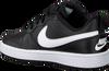 Schwarze NIKE Sneaker low COURT BOROUGH LOW 2 (GS)  - small