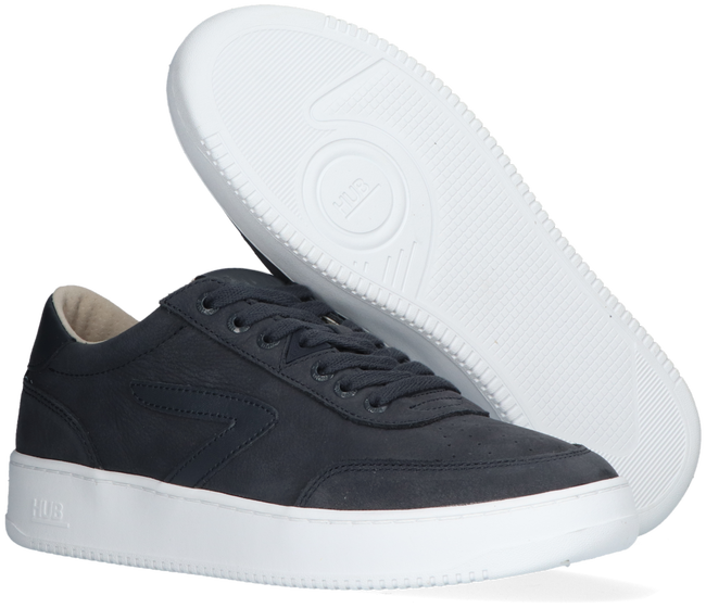Blaue HUB Sneaker low BASELINE-M  - large