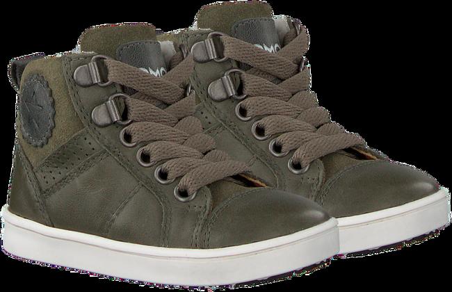 Grüne OMODA Sneaker high OM120717  - large