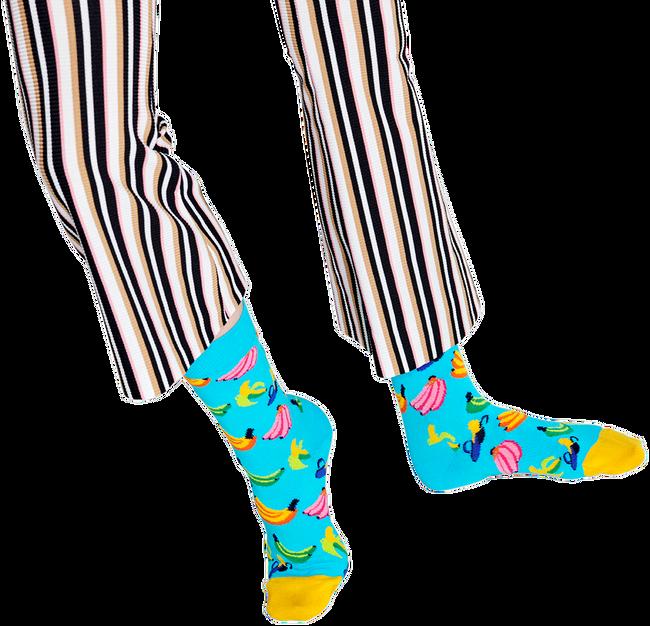 Blaue HAPPY SOCKS Socken BANANA  - large