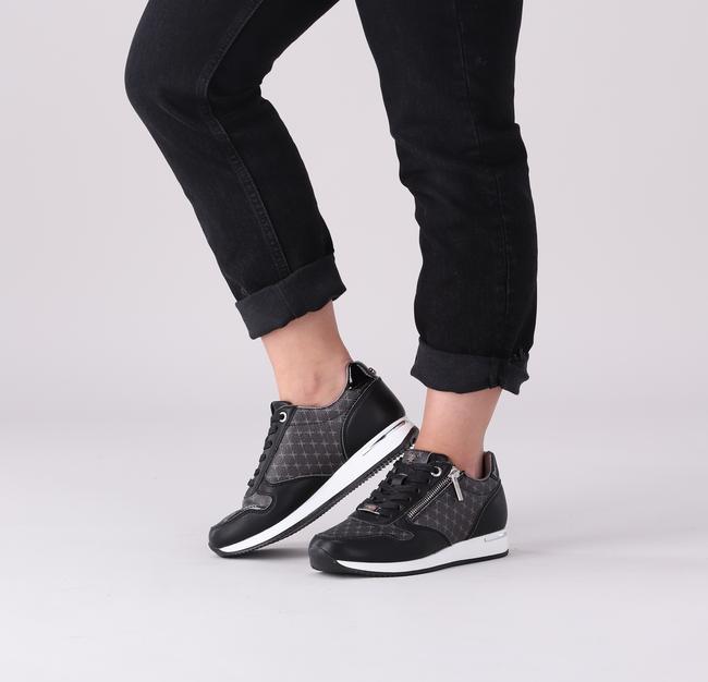 Schwarze MEXX Sneaker low DJANA  - large