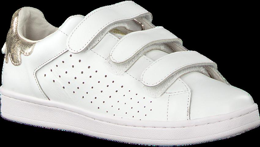 Weiße VINGINO Sneaker TORNEO VELCRO - larger