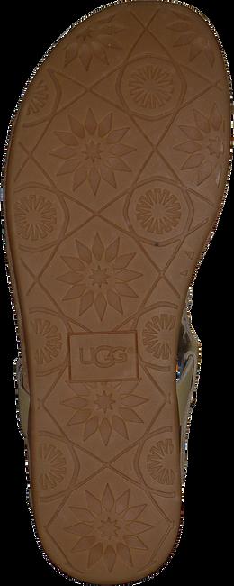 gold UGG shoe AYDEN II METALLIC  - large