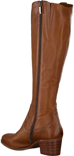 Cognacfarbene NOTRE-V Stiefeletten 5011\08  - large