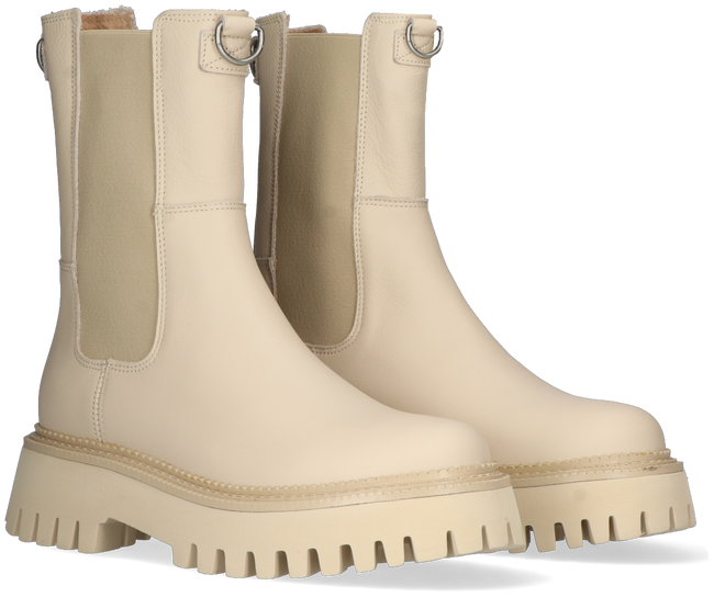 Camelfarbene BRONX Chelsea Boots GROOV-Y 47268  - large