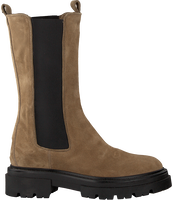 Beige NOTRE-V Chelsea Boots 01-611  - medium