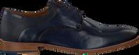 Blaue MAZZELTOV Business Schuhe 5053  - medium