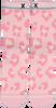 Rosane XPOOOS Socken &C PINK PANTHER  - small