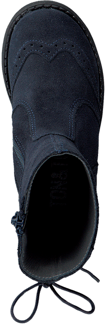 Blaue TON & TON Hohe Stiefel MK2870D9I  - large