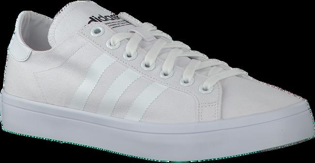 Weiße ADIDAS Sneaker COURTVANTAGE HEREN - large