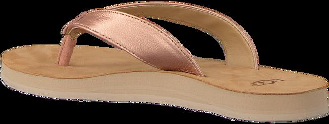 gold UGG shoe TAWNEY METALLIC  - large