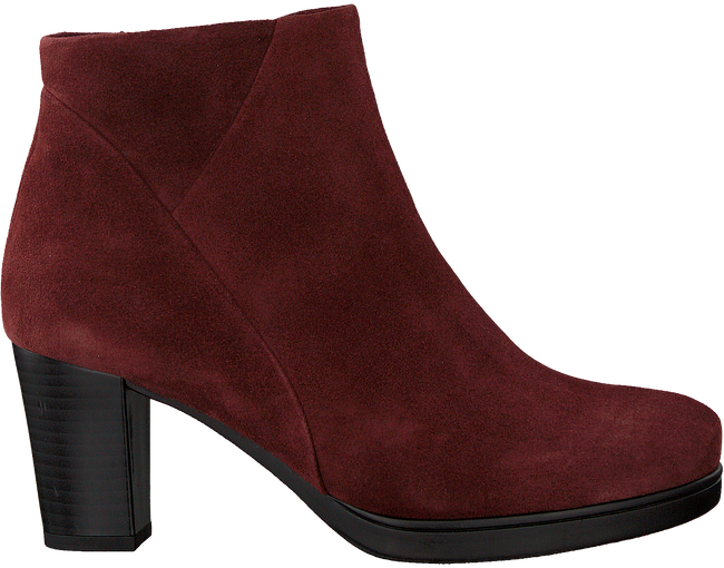 Rote GABOR Stiefeletten 861  - large