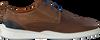 Cognacfarbene VAN LIER Business Schuhe 1918705  - small