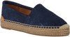 Blaue VIA VAI Espadrilles 4809074 - small