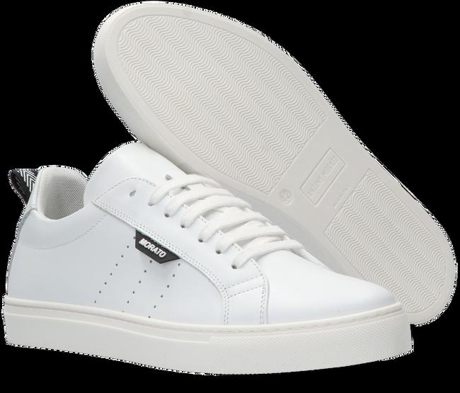 Weiße ANTONY MORATO Sneaker low MMFWO1371  - large
