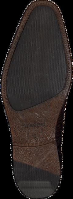 Braune BRAEND Business Schuhe 25006  - large