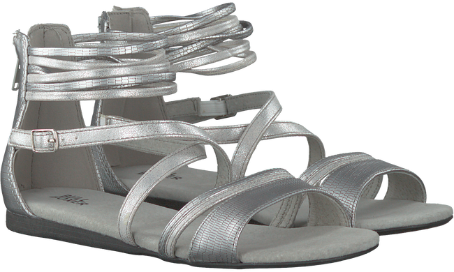 Silberne BULLBOXER Sandalen AED034 - large