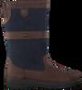 Blaue DUBARRY Hohe Stiefel KILDARE  - small