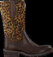 Braune GIGA Hohe Stiefel G3492  - medium