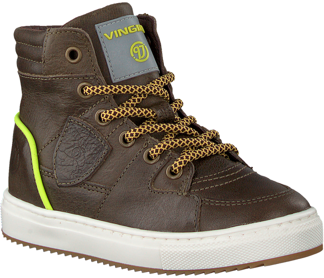 Grüne VINGINO Sneaker SIL MID  - large