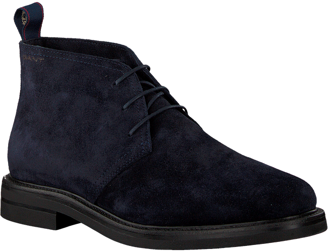 Blaue GANT Business Schuhe FARGO  - large