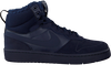 Blaue NIKE Sneaker high COURT BOROUGH MID WINTER KIDS - small