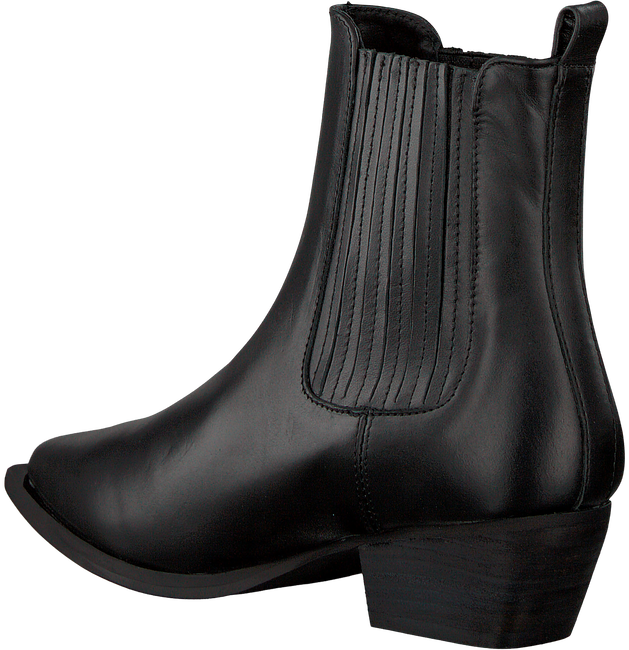Schwarze DEABUSED Chelsea Boots 7276 - large