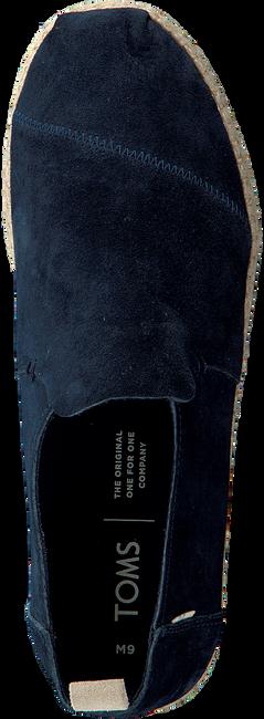 Blaue TOMS Espadrilles DECONSTRUCTED ALPARGATA ROPE M - large