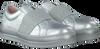 Silberne UNISA Slip-on Sneaker CALI - small
