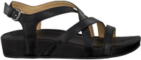 Black OLUKAI shoe NANA  - medium