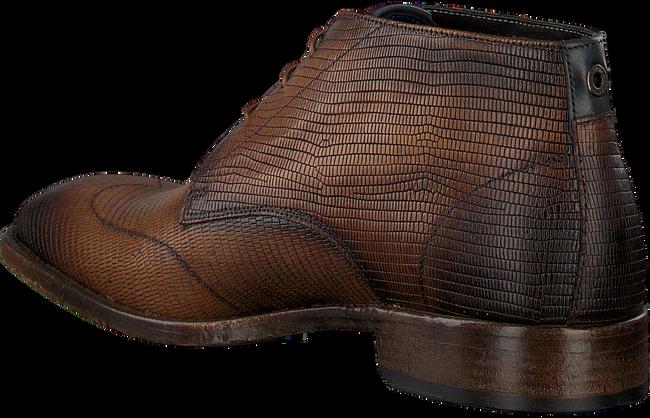 Cognacfarbene GIORGIO Business Schuhe HE974148/01 - large