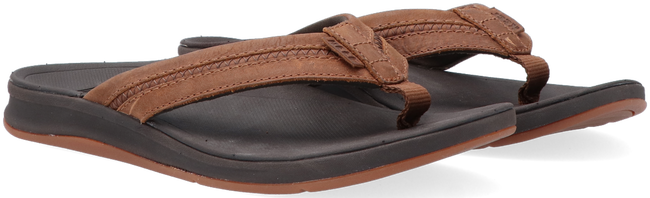 Braune REEF Pantolette ORTHO BOUNCE COAST MEN  - large
