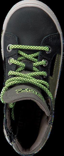 Schwarze BRAQEEZ Sneaker high DYLAN DAY  - large
