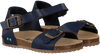 Blaue BUNNIES JR Sandalen BONNY BEACH  - small