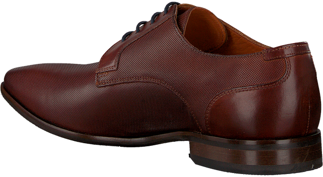 Cognacfarbene VAN LIER Business Schuhe 1954500  - large