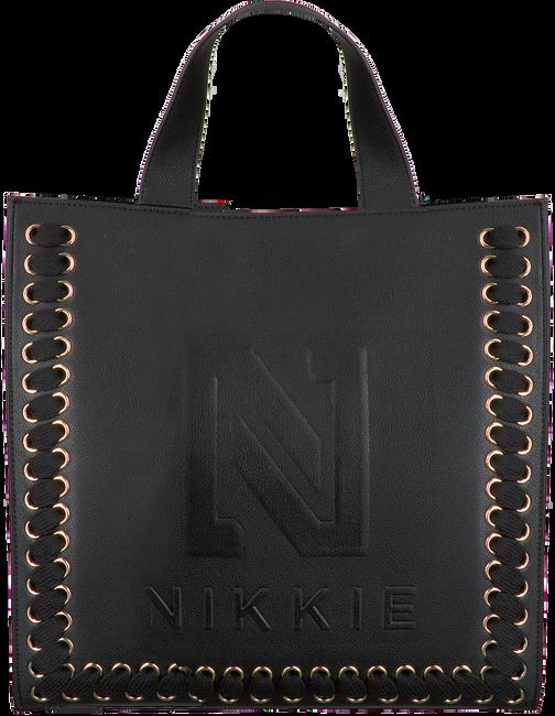 Schwarze NIKKIE Shopper MAE  - large