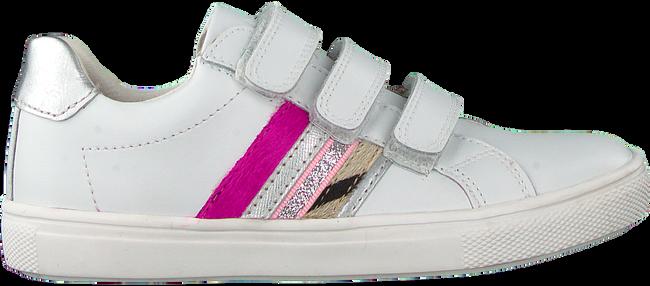 Weiße BRAQEEZ Sneaker low LOTTE LOUWIES  - large