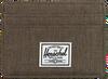 Grüne HERSCHEL Portemonnaie CHARLIE - small