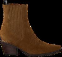 Braune LOLA CRUZ Cowboystiefel 294T30BK-D-I19  - medium